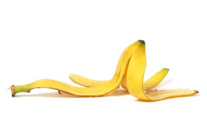 Banana Teeth Whitening Myth