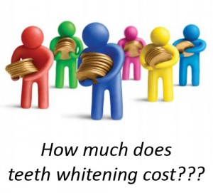 How Much Are Teeth Whitening
