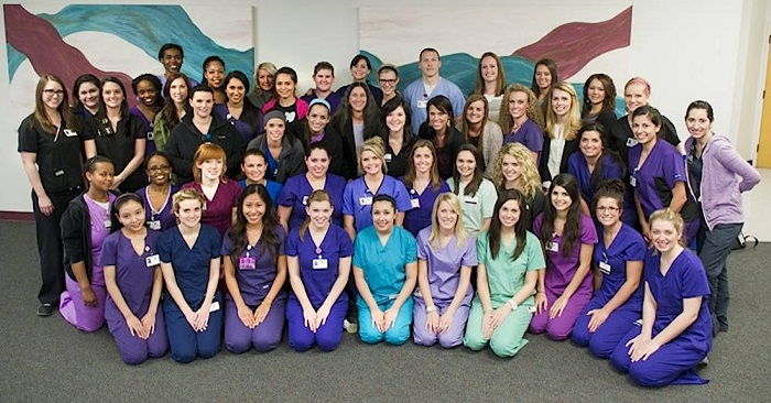 Texas Women's University Dental Hygiene